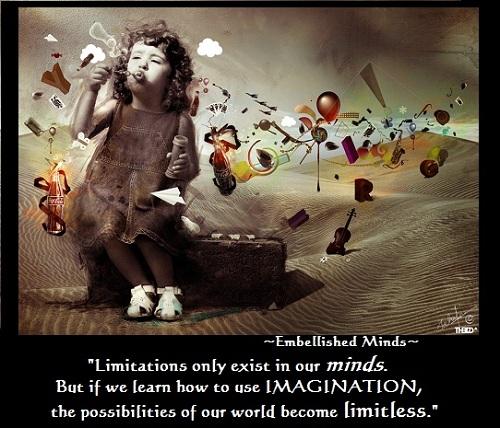 Imagination quote #6