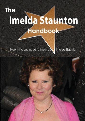 Imelda Staunton's quote #7