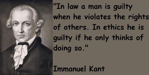 Immanuel Kant's quote #6