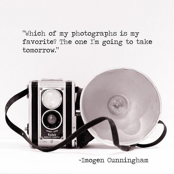 Imogen Cunningham's quote #7