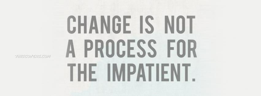 Impatient quote #2