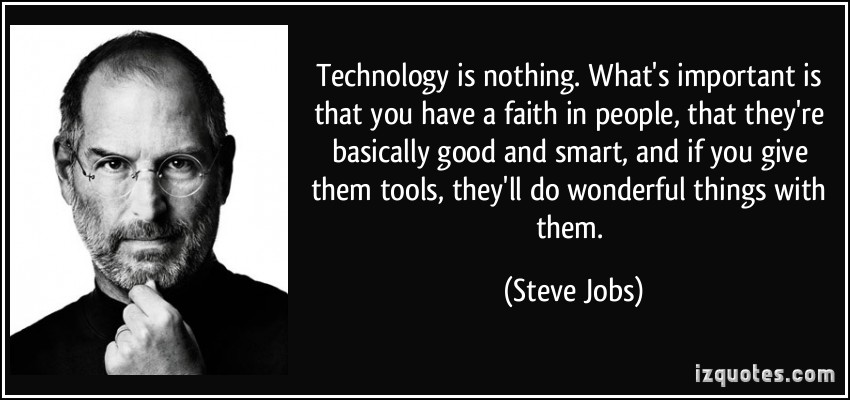 Important Tools quote #1