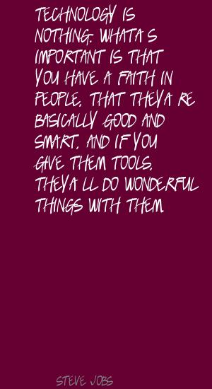 Important Tools quote #2