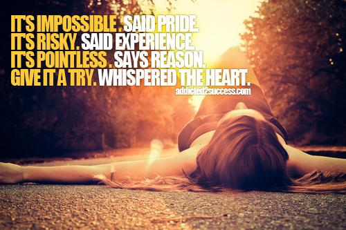 Impossibility quote #1