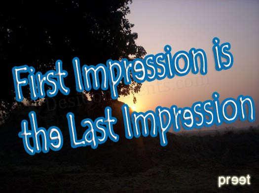 Impression quote #3