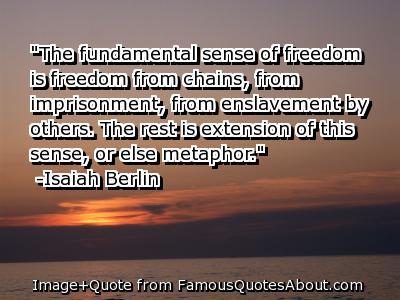 Imprisonment quote #1
