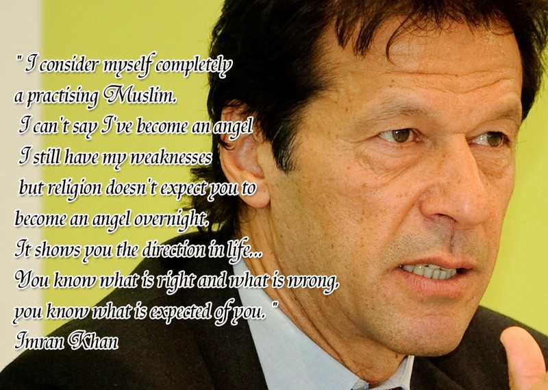 Imran Khan's quote #3