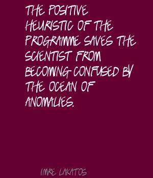 Imre Lakatos's quote #5