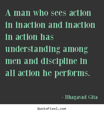Inaction quote #2