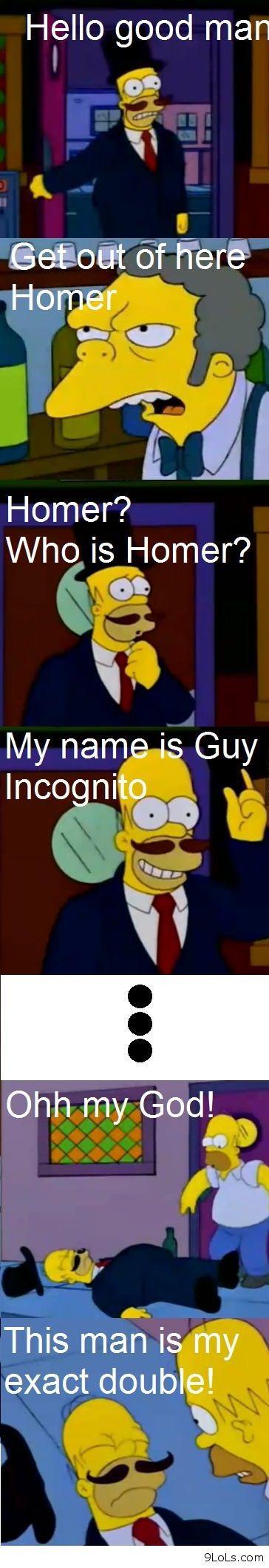Incognito quote #1