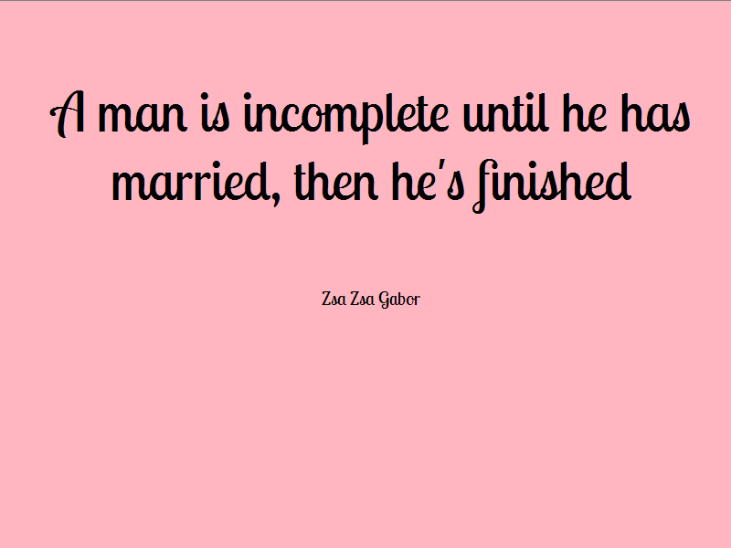 Incomplete quote #2