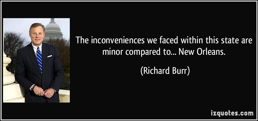 Inconveniences quote #2