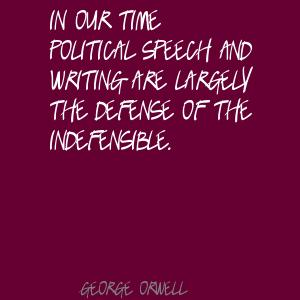 Indefensible quote #1