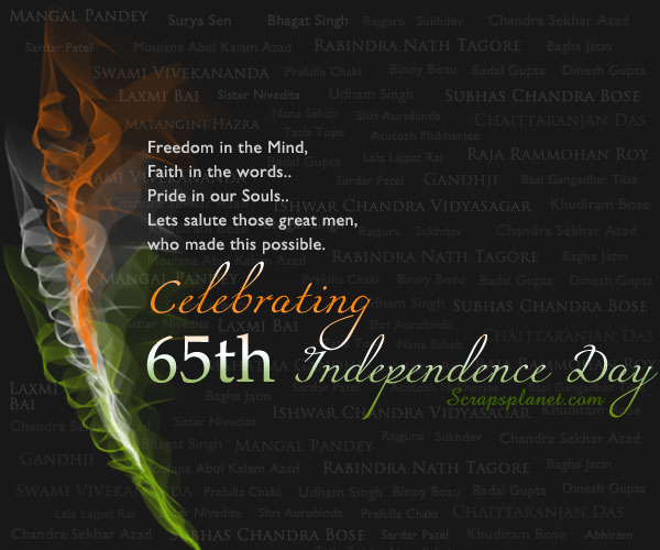 Independence quote #2