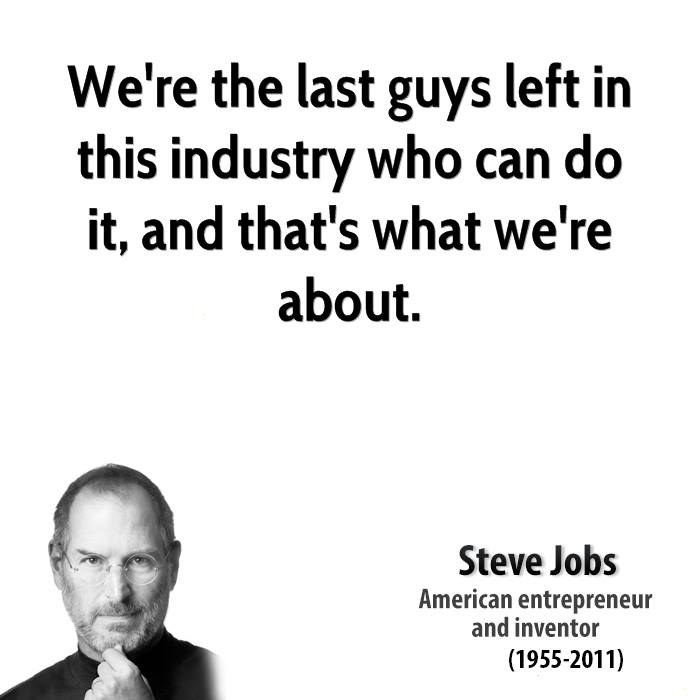 Industry quote #8