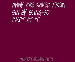 Inept quote #1