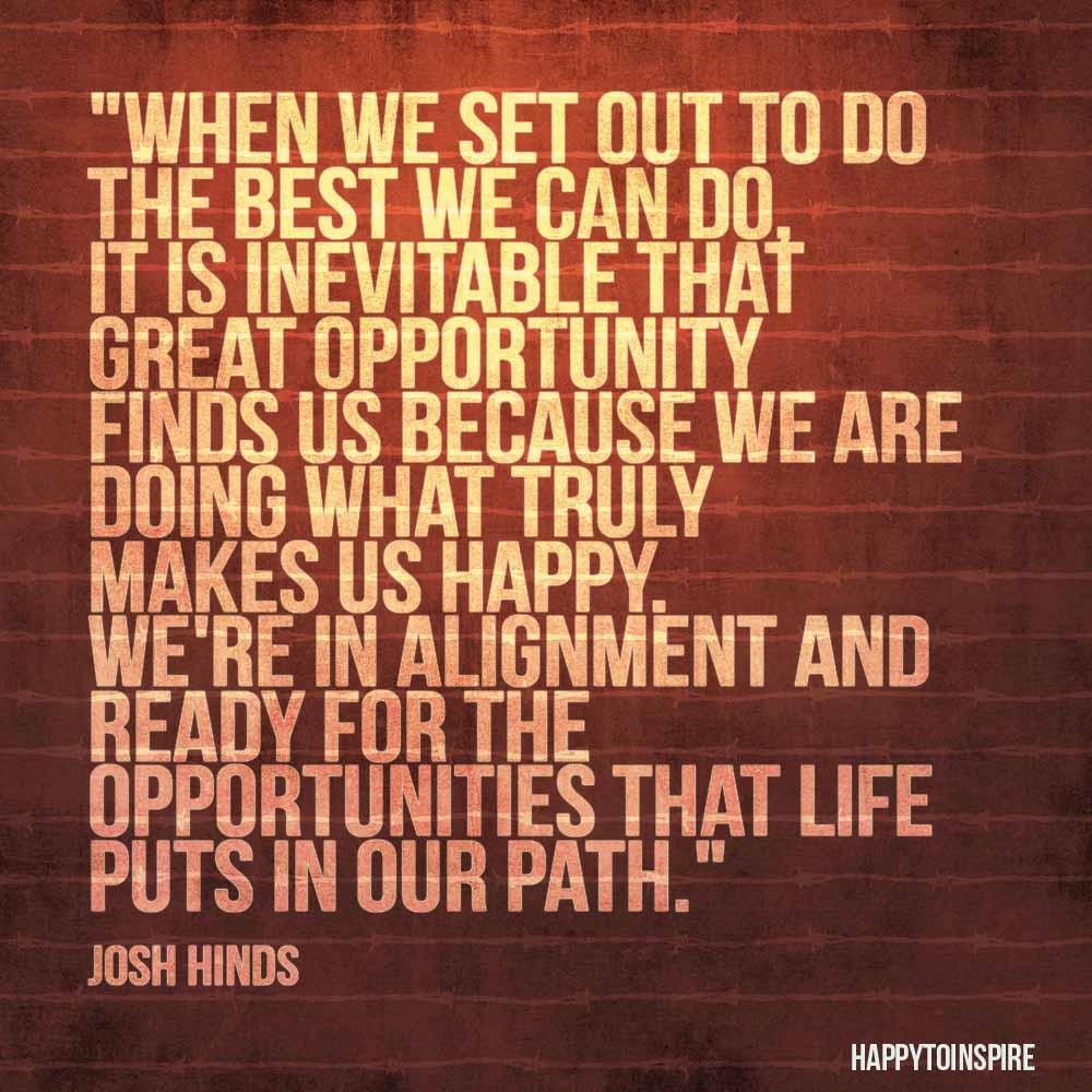 Inevitably quote #1