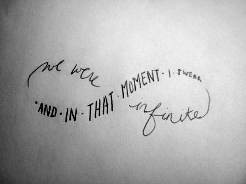 Infinite quote #1