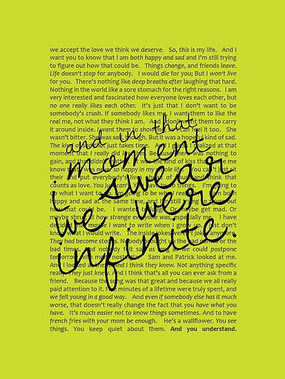 Infinite quote #6