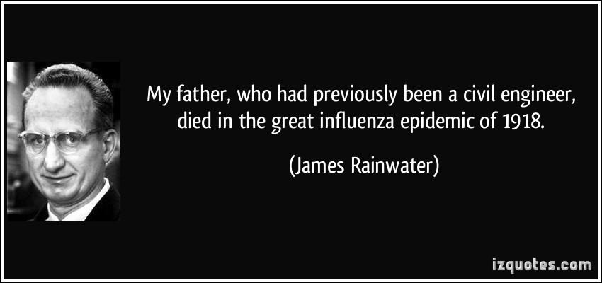 Influenza quote #1