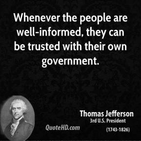 Informed quote #2