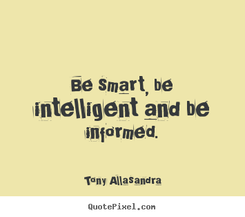 Informed quote #6