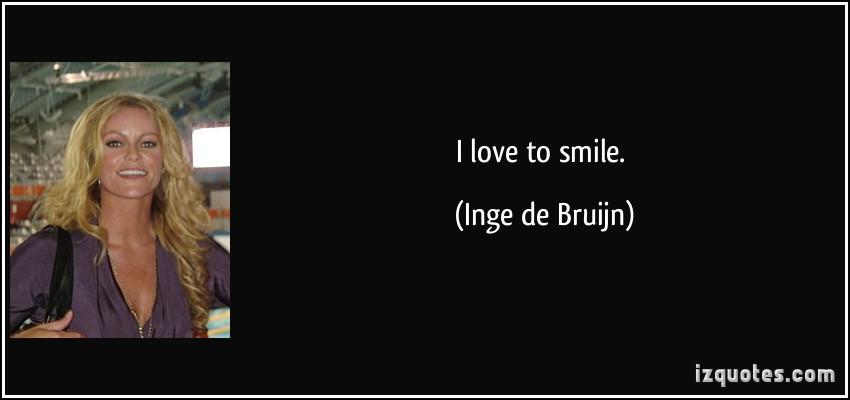 Inge de Bruijn's quote #7