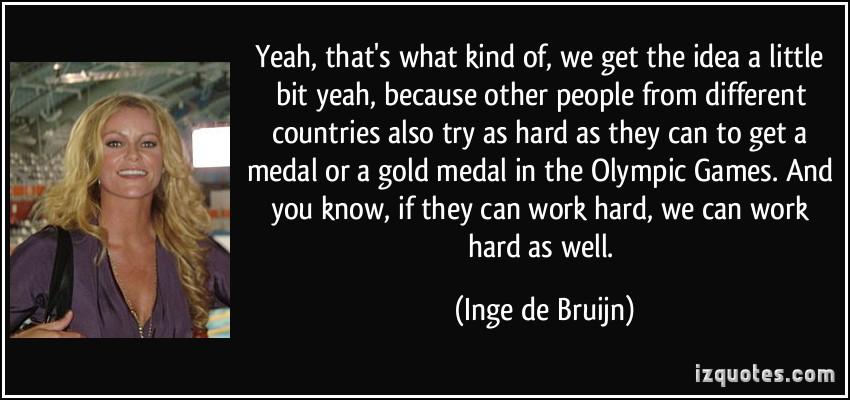 Inge de Bruijn's quote #4