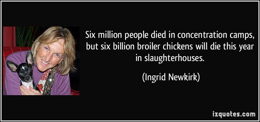 Ingrid Newkirk's quote #4