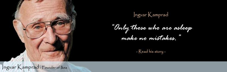 Ingvar Kamprad's quote #5