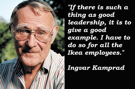 Ingvar Kamprad's quote #4
