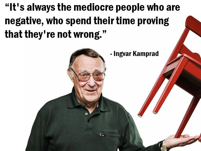 Ingvar Kamprad's quote #2