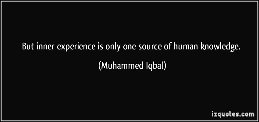 Inner Experience quote #1