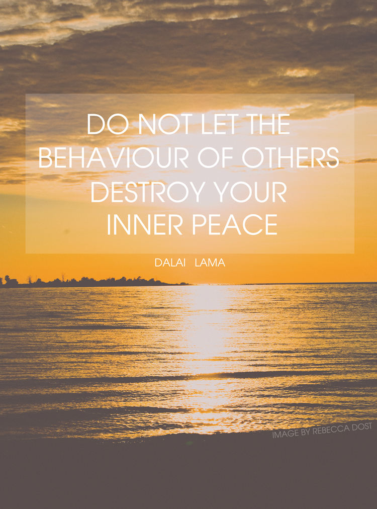 Inner Peace quote #2