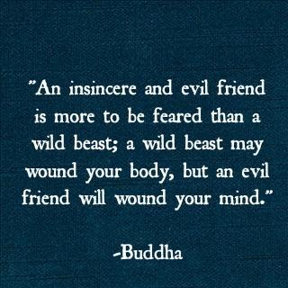 Insincere quote #1