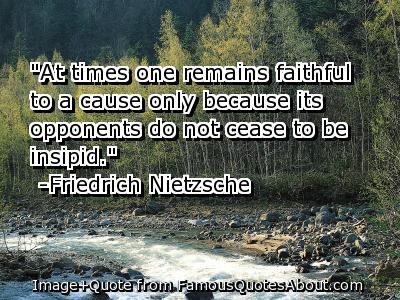 Insipid quote