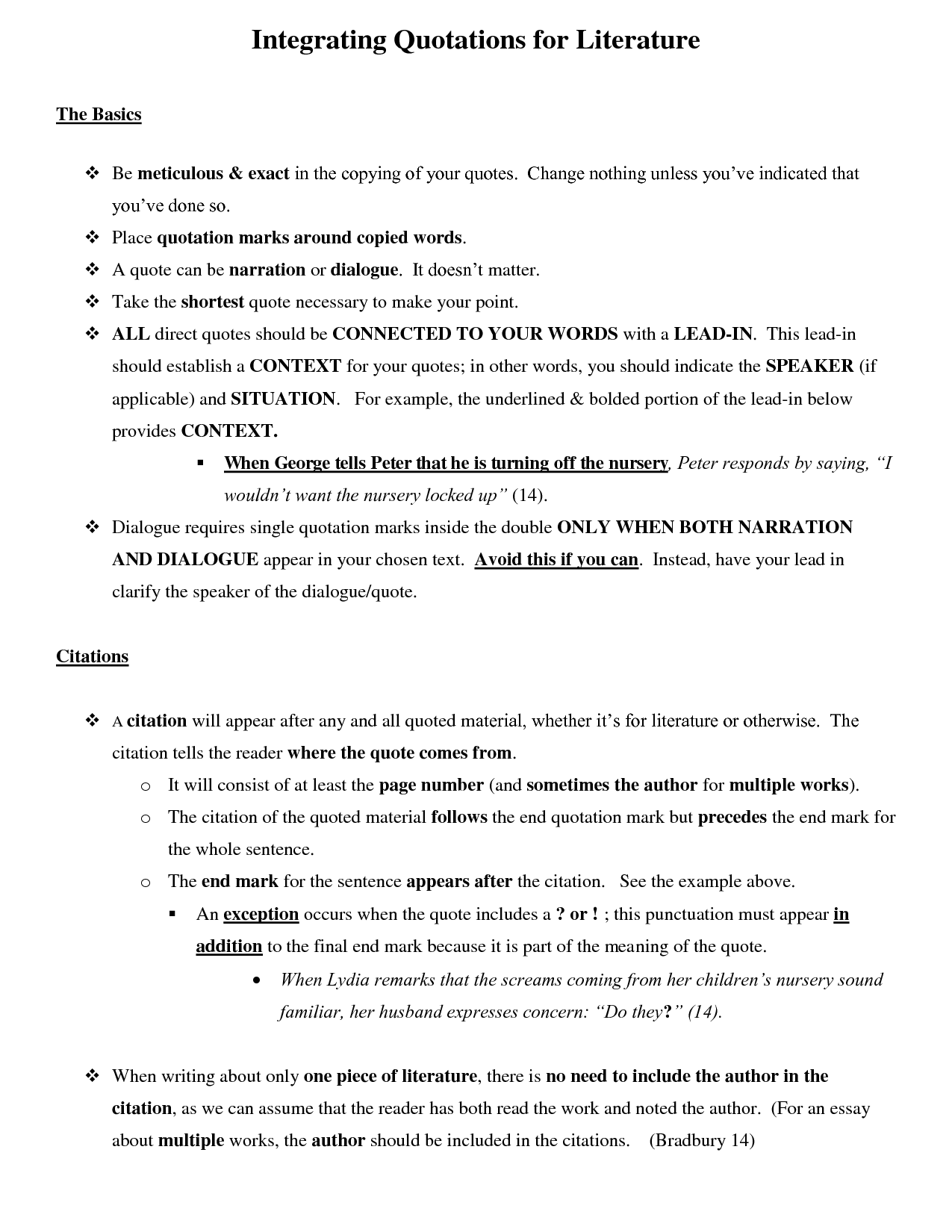 Sample Of An Essay Paper How To Place A Quote In An Essay To Kill A Mockingbird Lessons Teach  Process Paper Essay also Argumentative Essay Examples High School Quote Essay  Underfontanacountryinncom Synthesis Essay