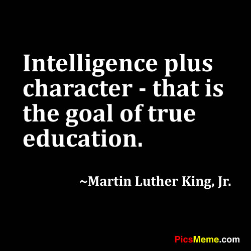Intelligence quote #2