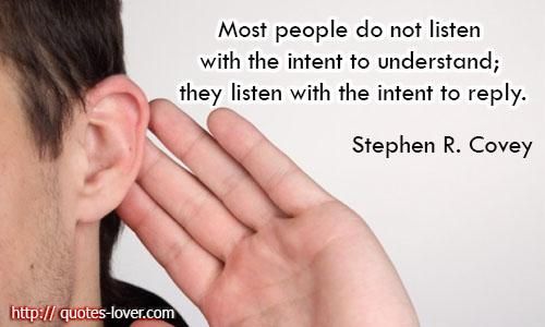 Intent quote #5