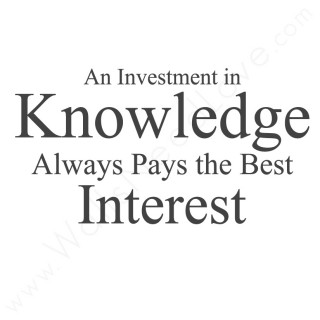 Interest quote #3