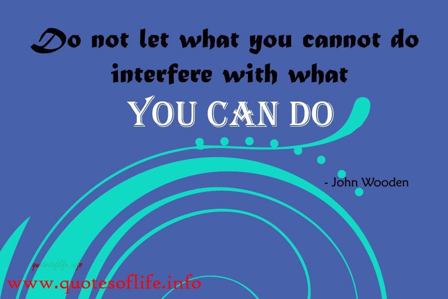 Interfere quote #7