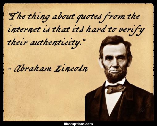 Internet quote #2
