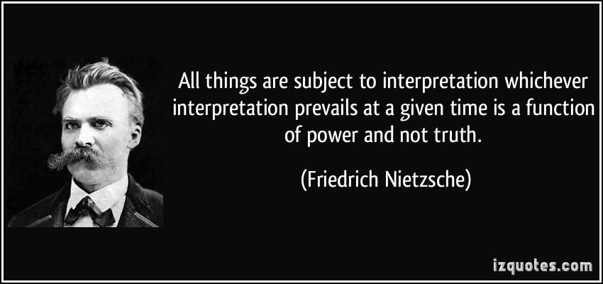 Interpretation quote #1