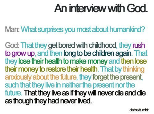 Interview quote #6