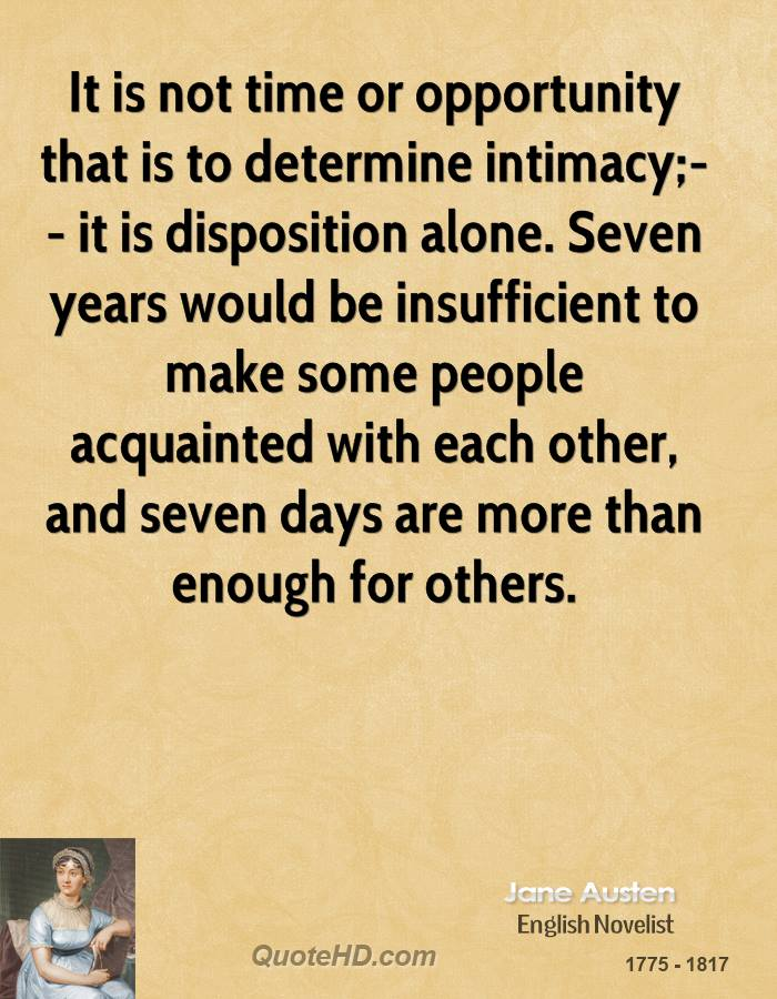 Intimacy quote #4