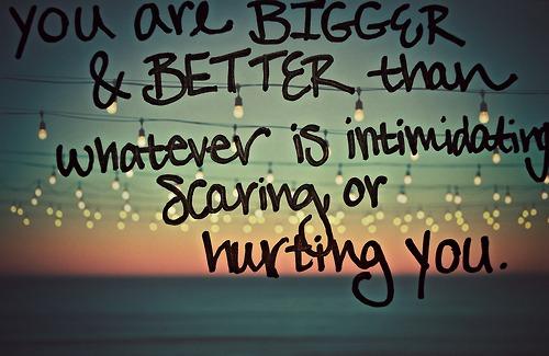 Intimidate quote #1
