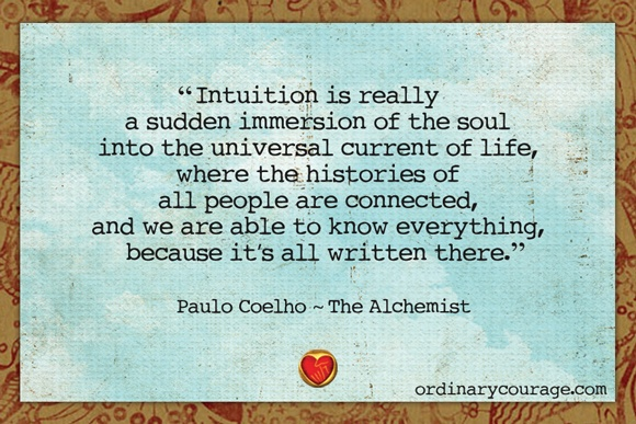 Intuition quote #1