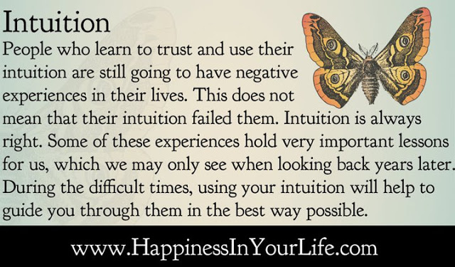 Intuition quote #4