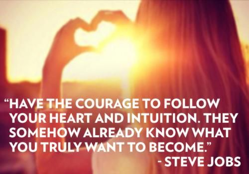 Intuition quote #7