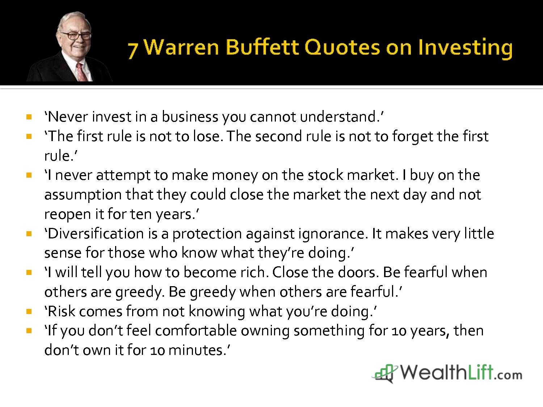 Invest quote #2